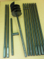 Preview: 200 mm 10 meter auger set, earth auger, well drill, hand auger