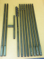 Preview: 70 mm / 10 meter auger set, earth auger, well drill, hand auger